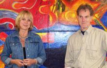 Peter Hoogenboom en Augusta Verburg