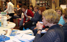 Leescoördinatoren bijeenkomst