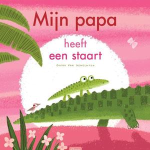 Vertelmand 01 (prentenboek): Mijn papa heeft een staart