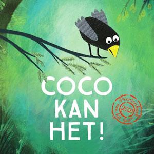 Vertelmand 02 (prentenboek): Coco kan het!